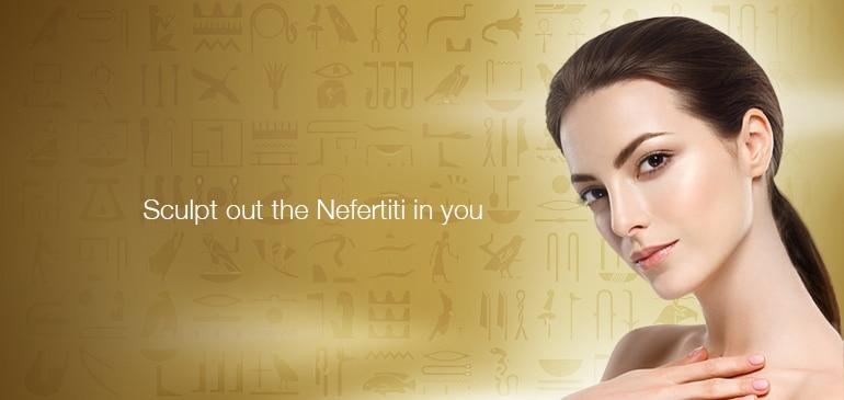 Sculpt Out the Nefertiti in You