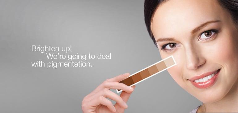 Pigmentation Solution